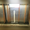 Sealing of ThermalDry® Radiant Wall System and WellDuct® Track