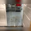 Water Pooling in Storage Room
