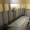 WellDuct® Window Well Track and WaterGuard® After Cement