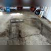 Severely Cracked Slab in Need of Replacement