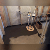 CleanSpace®, WaterGuard®, and TripleSafe™Sump Pump System After Cement