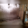 ThermalDry® Radiant Wall System and WaterGuard® System Install (Before Cement)