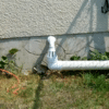The IceGuard® allows water to exit out of the home even if the discharge line is clogged or frozen.
