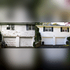 Before & After: Garage doors and siding