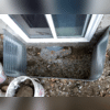 Window WellDuct® Collector Installed