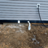IceGuard® System and Radon Exhaust Outlet