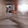 Second View of the ThermalDry® Radiant Wall System and WaterGuard®