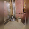 The Installed Sump System (before cement) : The SuperSump® Sump Sump