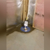 The Installed Sump System (Completed) : The SuperSump® Sump Sump