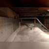 Our crawl space vapor barriers prevent moisture intrusion and keep your crawl space clean.