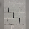 This crack is an obvious sign of a moving foundation.