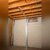 Fortress  installed a series of PowerBraces to prevent further bowing to the foundation walls.