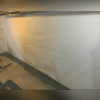 The CleanSpace Wall Liner will keep the walls clean and dry!