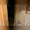 There was extensive water damage and a mold problem because of the moisture level in the basement.
