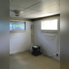 The CleanSpace and SaniDry Sedona will ensure that the basement stays dry.