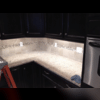 Are you sick of having dark kitchen countertops? Many customers call in with this complaint, and we love giving their kitchens a new look with LED low voltage under cabinet lighting. This gives homeowners their desired task lighting, while adding beauty to your kitchen.