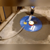 Sump Pump Completed by Doug Lacey's Basement Systems
