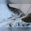 Discharge Line installed by Doug Lacey's Basement Systems