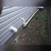 Sump Pump and Radon Discharge Lines
