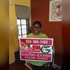 Ms. Mills loves her new windows inDublin, PA,