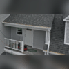 White Seamless Aluminum Gutter System | The CT Gutter Rain Gutter System | North Haven, CT
