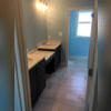 New Paint, Fixtures, & Flooring During a Bathroom Remodeling Project in Severna Park, Manhattan Beach, MD