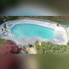 Greenwich Softwash Services completely restores patio around pool area back to life! Call today for a softwashing estimate on your home! 203-878-2411