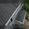 """""""The Connecticut Gutter"""" White Aluminum Rain Gutter System With Microguard 