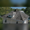 If your roof looks like this, or suffers from any signs of black streaking, Greenwich Softwash Services, a dba of CT Gutter, can clean your roof with the correct equipment for safely cleaning your roof.