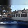 New Roof Installation With Asphalt Shingles in Progress in Great Barrington, MA