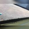 Tear in Flat Roof
