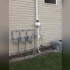 Radon exhaust fan