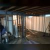 Around view of the basement before construction started.