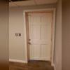 Before View of The Door