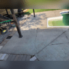 We also installed our NexusPro® Sealant overtop of any cracks in the concrete