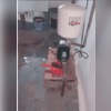 Consistent water on the basement floor led Delores to call Frank's for a permanent solution.