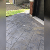 Heavy weight from vehicles can take a toll on concrete, but after lifting and stabilizing the concrete the customer can use the driveway without worry