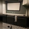 Custom Home Theater in Woodbridge, CT.