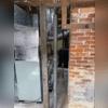 Basement Supports Before SmartJacks, Groveland, MA