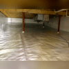 Now this crawlspace will stay clean and dry!