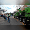Everyone loves a Giant Green Concrete Truck!