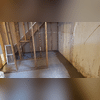 Now that this basement is waterproofed properly the homeowners can focus on finishing the basement and making it the basement of their dreams.