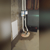 The homeowners in this home know that if the power goes out they don't have to get up to turn on the generator so that their pump will work and their basement won't flood. Our battery backed up TripleSafe sump pump has a back up battery that once turned on will sound an alarm to let you know that you have lost power.