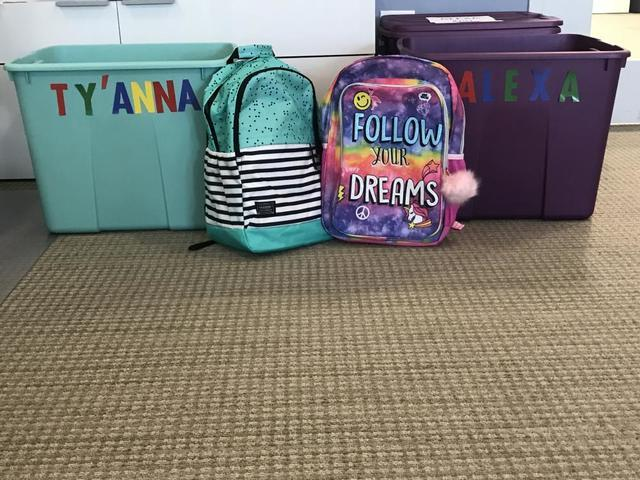 Connecticut Basement Systems provides school supplies for Ansonia elementary kids who live below the...