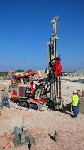 The new Comacchio line of drilling equipment is off to a strong start for Hammer and Steel and its c...