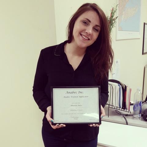 Our office staff is now officially ANABEC certified! - Image 1