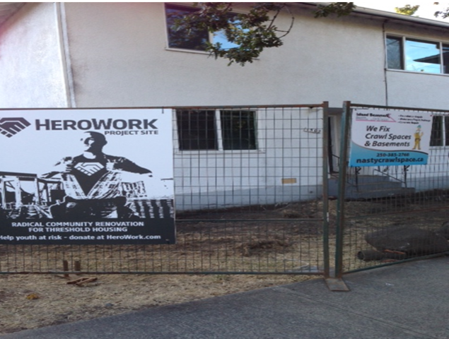 Island Basement Systems Becomes Sponsor for HeroWork - Image 1