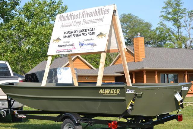 4th Annual Mudd Foot Riverbillies Carp Fishing Tournament - Image 1