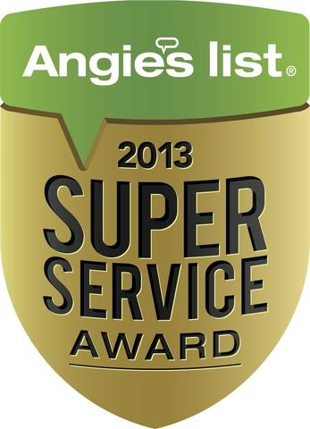 Quality 1st Basement Systems Earns Esteemed 2013 Angie's List Super Service Award - Image 1