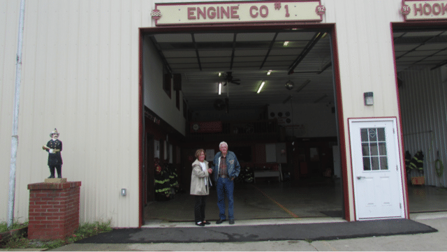 Quality 1st Basement Systems Donates Services to Keyport Fire Department - Image 4